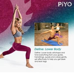 Define Lower body