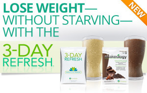 3 Day Refresh Cleanse & Detox